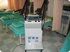 レーザー光線治療